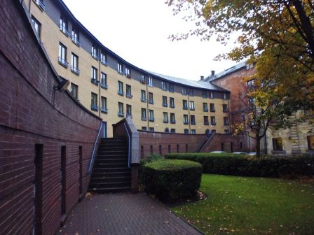 Thumbnail 2 bedroom flat to rent in Turnbull Street, Glasgow Green, Glasgow