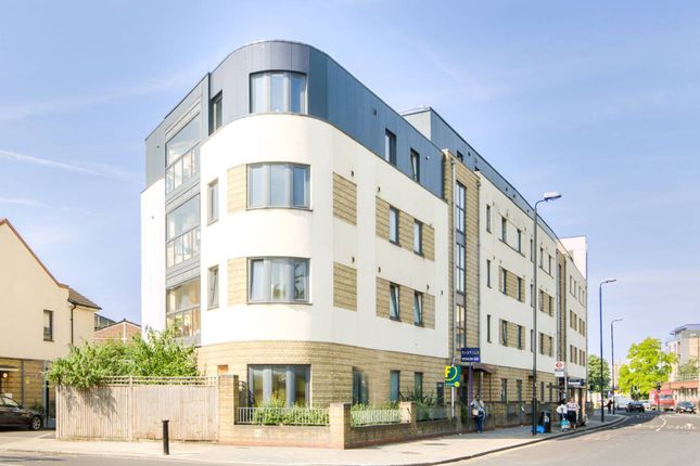 Thumbnail Flat for sale in High Road, Willesden, London