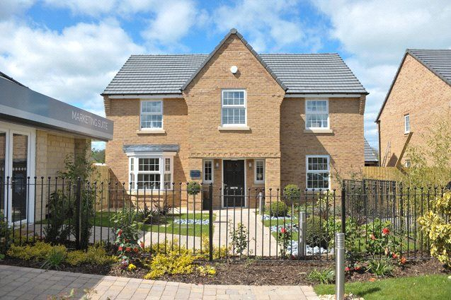Thumbnail Detached house for sale in The Winstone, Grange Park, Hampsthwaite, Harrogate