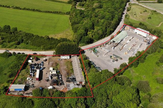 Thumbnail Commercial property to let in Units 16 & 21, Llandow Trading Estate, Vale Of Glamorgan