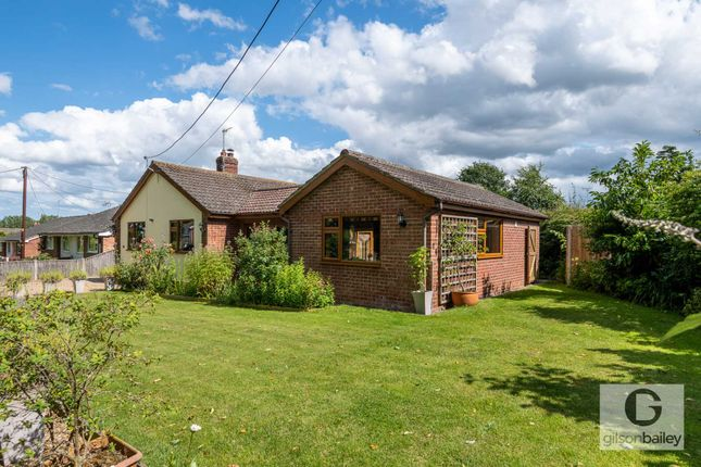 2 bed detached bungalow for sale in Highfield Avenue, Brundall NR13