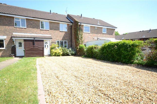 Thumbnail Terraced house for sale in Humber Way, Sandhurst, Berkshire