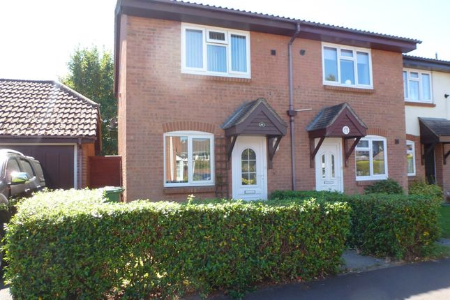 Thumbnail Terraced house for sale in Walker Gardens, Hedge End, Southampton