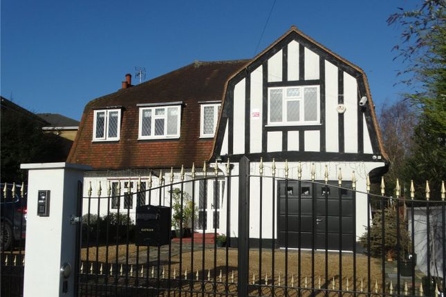 Thumbnail Detached house to rent in Kingswood Road, Bromley