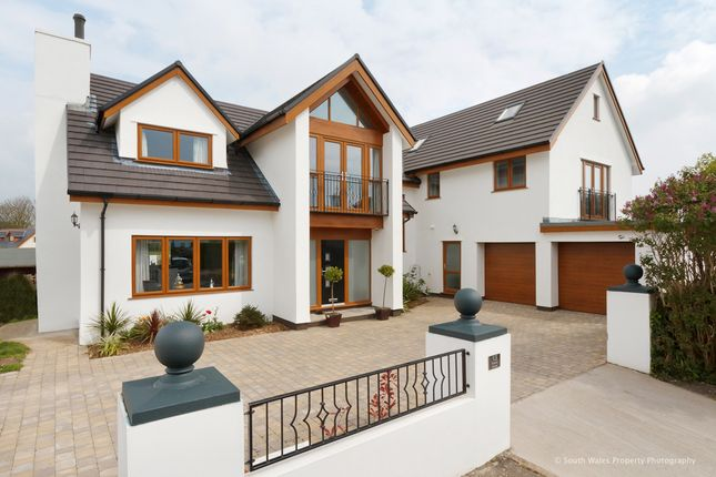 Thumbnail Detached house for sale in Russett House, The Retreat, Nottage, Porthcawl