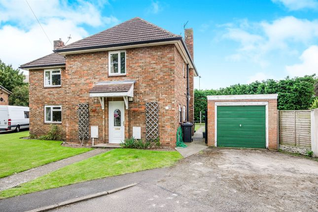 Thumbnail Detached house for sale in Ash Grove, Auckley, Doncaster