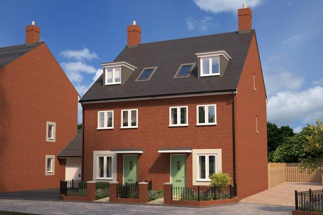 """Rochester CGI of """"Rochester"""" at Willowherb Road, Emersons Green, Bristol BS16"""