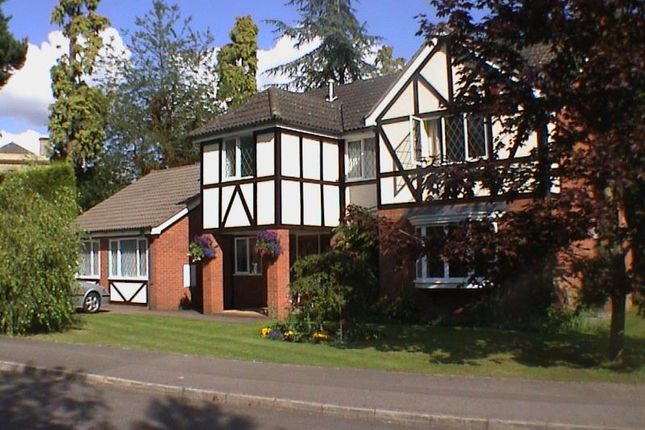 Thumbnail Detached house to rent in Lawson Way, Sunningdale, Ascot