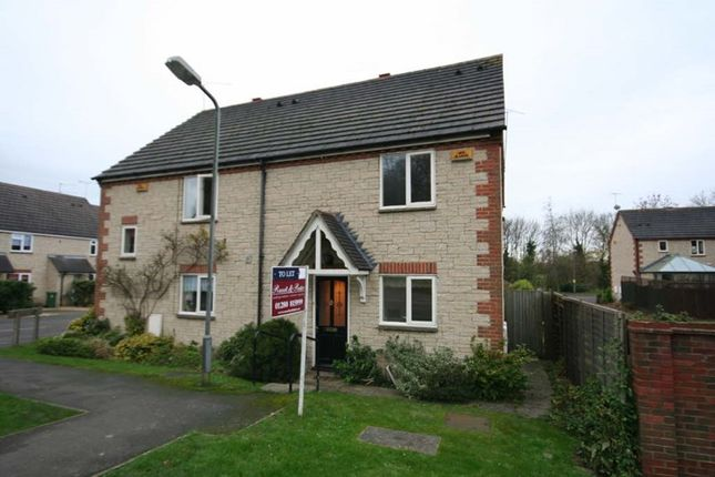 Thumbnail Semi-detached house to rent in Wharfside Place, Buckingham