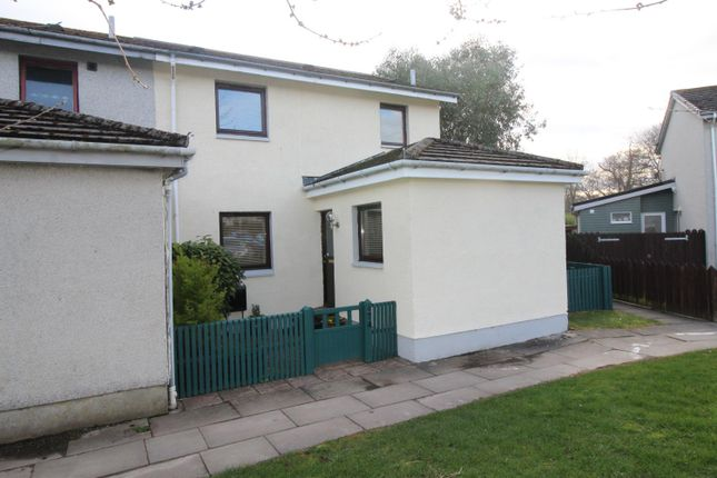 Thumbnail 4 bed terraced house for sale in Westford, Alness