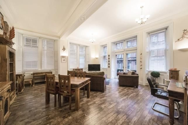 Thumbnail Flat for sale in West George Street, City Centre, Glasgow, Lanarkshire