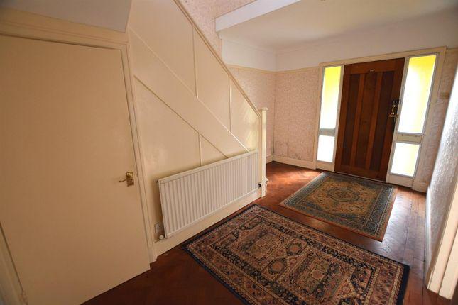 Entrance Hall of Sarnau, Llandysul SA44