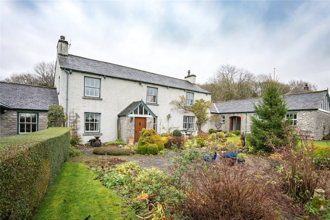 Thumbnail Detached house for sale in Clawthorpe House, Pipers Lane, Clawthorpe, Carnforth, Lancs