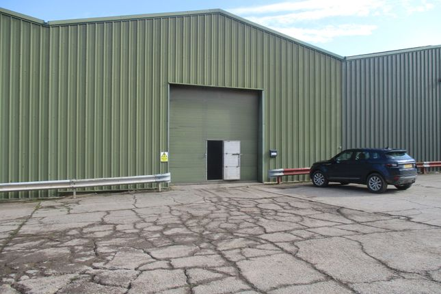 Light industrial to let in Canon Pyon Road, Hereford