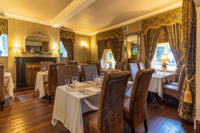 Restaurant of Tremfan Hall, Llanbedrog, Gwynedd LL53