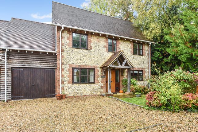 Thumbnail Link-detached house for sale in Mounters Lane, Chawton, Alton, Hampshire