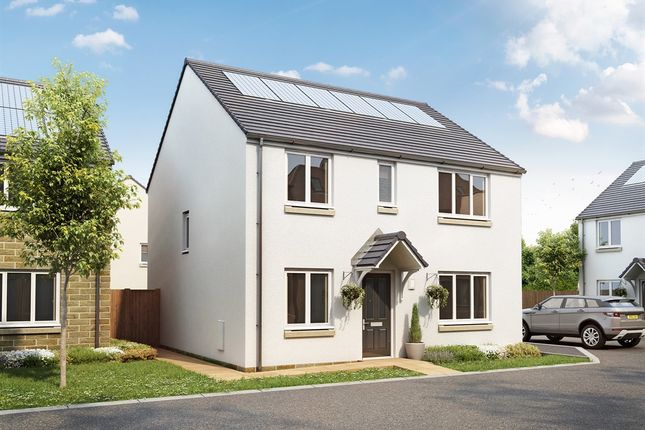 """Thumbnail Detached house for sale in """"The Thurso"""" at Brodie Road, Dunbar"""
