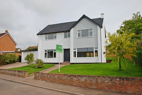 Detached house for sale in Woolbrook Mead, Sidmouth