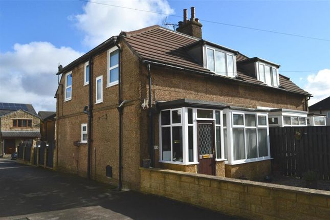Thumbnail Semi-detached house for sale in Laund Road, Salendine Nook