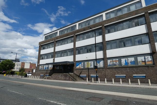 Thumbnail Studio to rent in St. James Boulevard, Newcastle Upon Tyne