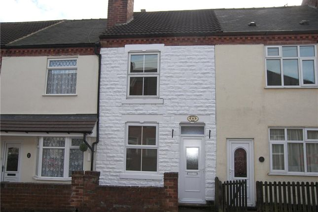 Thumbnail Terraced house to rent in Prospect Road, Heanor