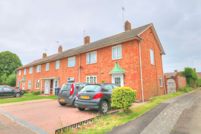 Thumbnail End terrace house for sale in The Avenue, Goring-By-Sea, Worthing