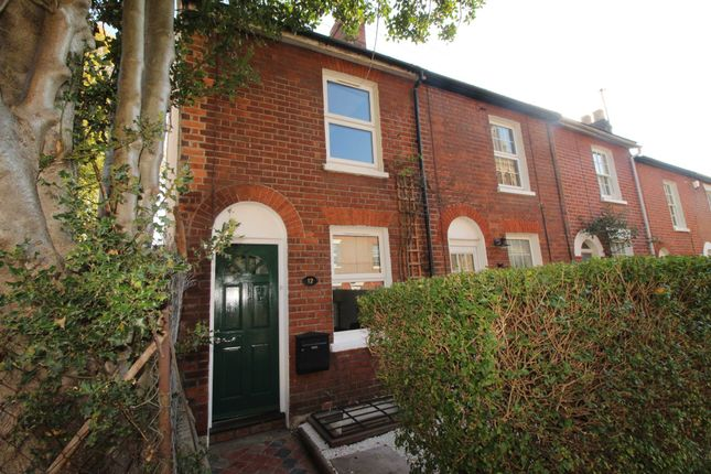 Thumbnail End terrace house to rent in St. Johns Road, Reading