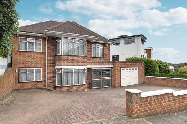 Thumbnail Detached house for sale in Priory Gardens, Wembley, Middlesex