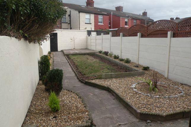 Garden of Walton Village, Walton, Liverpool L4