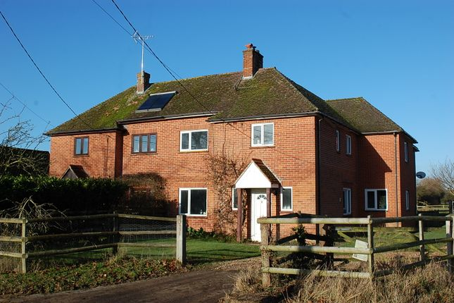 Thumbnail Semi-detached house for sale in Church Lane, Goodworth Clatford, Andover