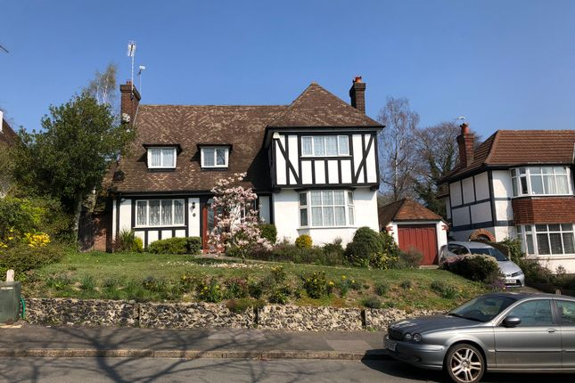 Thumbnail Detached house for sale in Smitham Downs Road, Purley