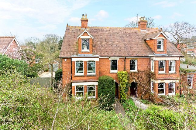Thumbnail Semi-detached house for sale in Ormond Road, Wantage, Oxfordshire