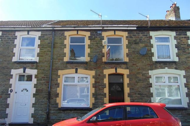 Thumbnail Terraced house to rent in Griffith Street, Maerdy, Ferndale