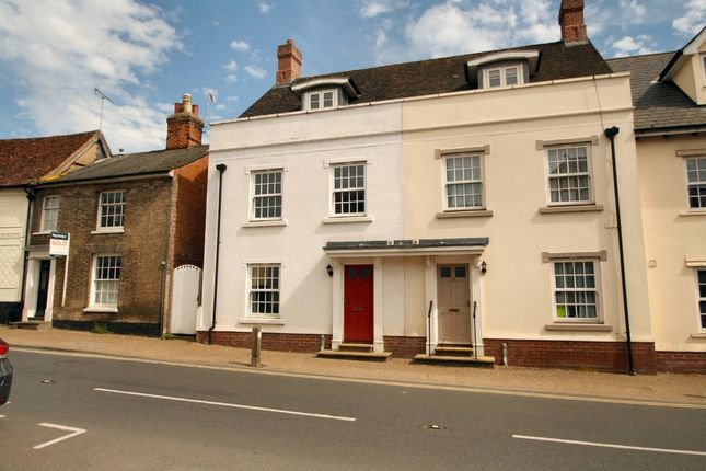 Thumbnail Town house to rent in Nethergate Street, Clare, Sudbury