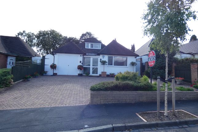 Thumbnail Detached bungalow for sale in Conchar Road, Sutton Coldfield