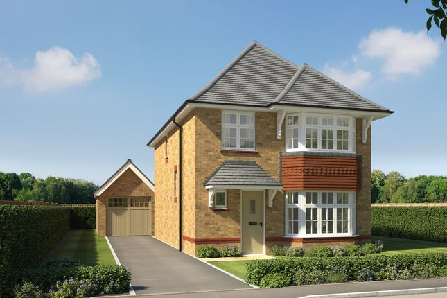 Thumbnail Detached house for sale in Westley Green, Dry Street, Langdon Hills, Essex