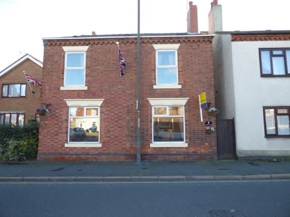 Thumbnail Detached house for sale in Station Road, Draycott, Derby
