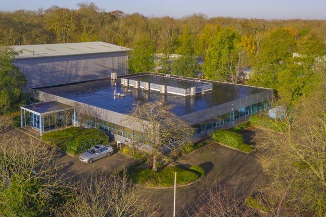 Thumbnail Office for sale in 8 Danbury Court, Linford Wood, Milton Keynes