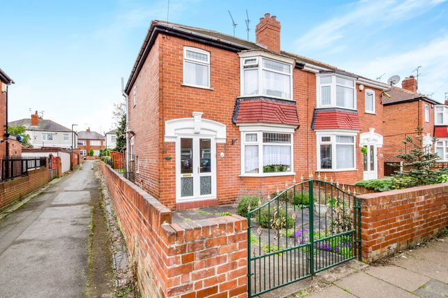 3 bed semi-detached house for sale in Haigh Road, Balby, Doncaster
