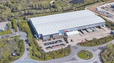 Warehouse to let in Sideway, Stoke-On-Trent
