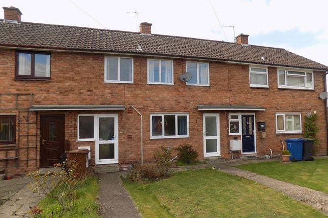 Thumbnail Terraced house for sale in Somerville Road, Alrewas, Burton-On-Trent