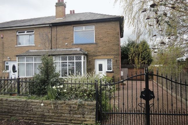 Semi-detached house for sale in Chapel Lane, Heckmondwike