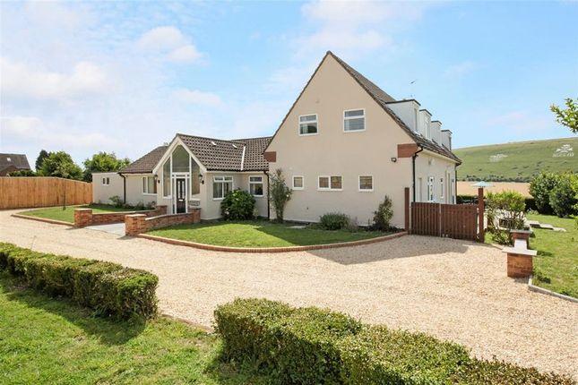 Thumbnail Detached house for sale in Shaftesbury Road, Compton Chamberlayne, Salisbury