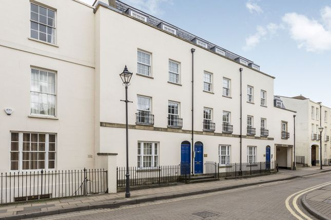 External (Main) of Caerleon House, St. Georges Place, Cheltenham GL50