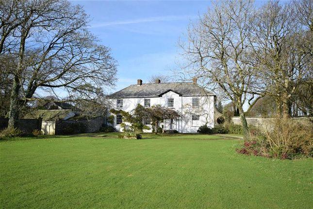 Thumbnail Detached house for sale in Barn Drive, Kilkhampton, Bude