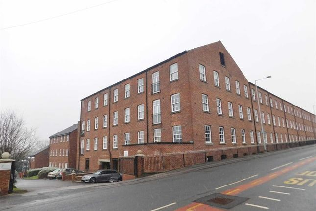 Thumbnail Flat to rent in Springbank Court, Manor Road, Stockport