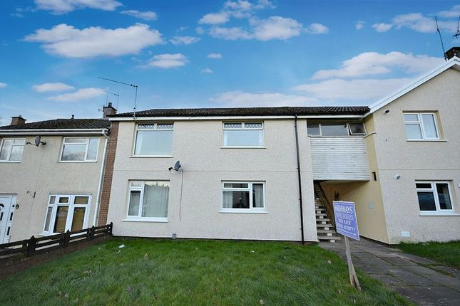 Thumbnail Flat to rent in Ledbrook Close, Cwmbran