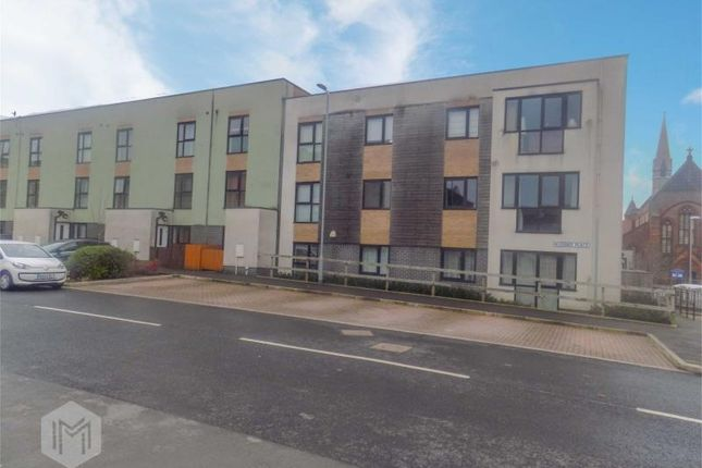 Thumbnail Flat to rent in Greenwood Terrace, Salford