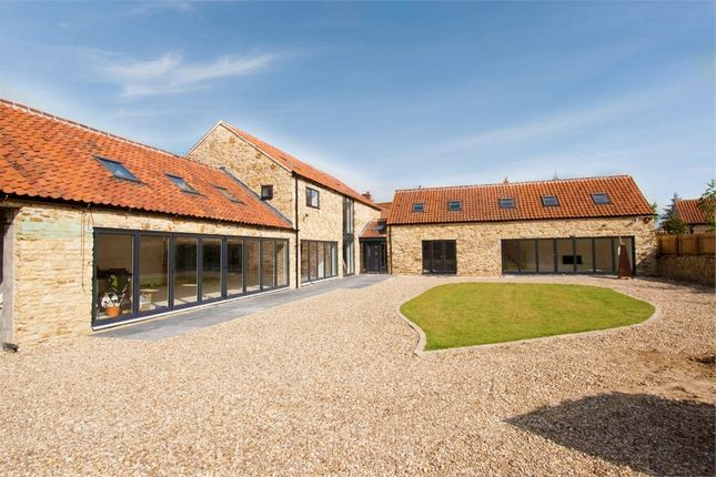 Thumbnail Detached house for sale in Hough Road, Frieston, Grantham, Lincolnshire