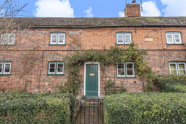 Thumbnail Terraced house for sale in The Row, Brightwell Baldwin, Watlington
